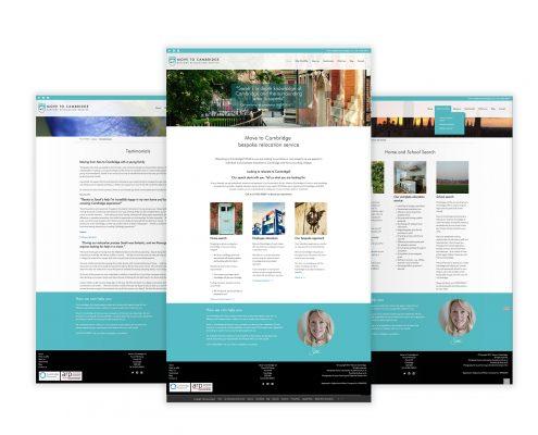 Move to Cambridge website