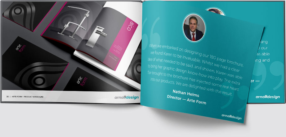 Portfolio brochure download