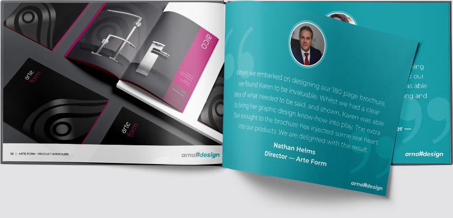 Portfolio brochure download