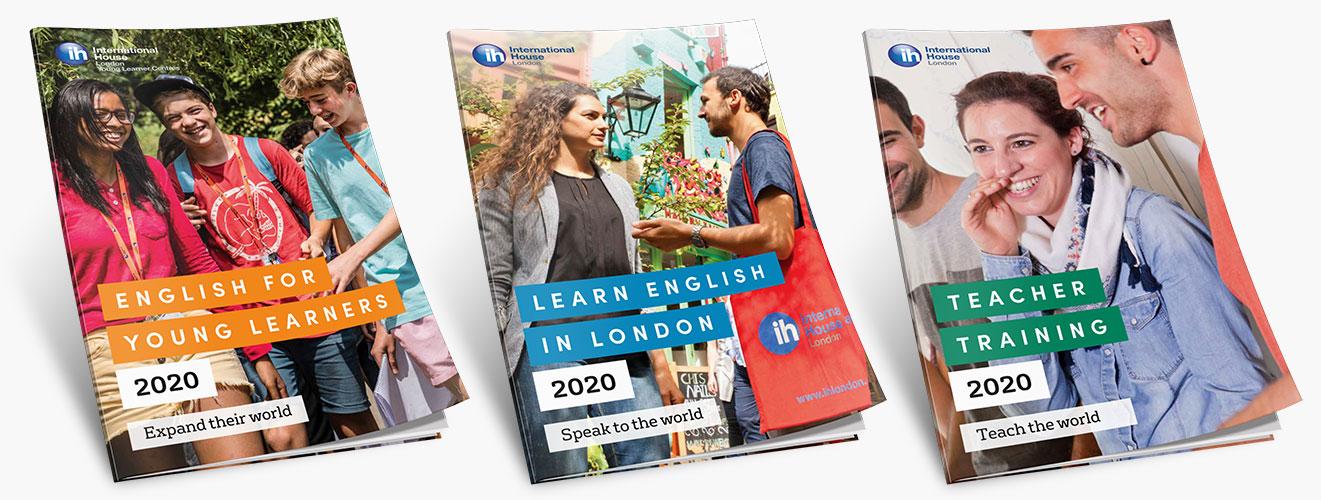 IH London Brochures