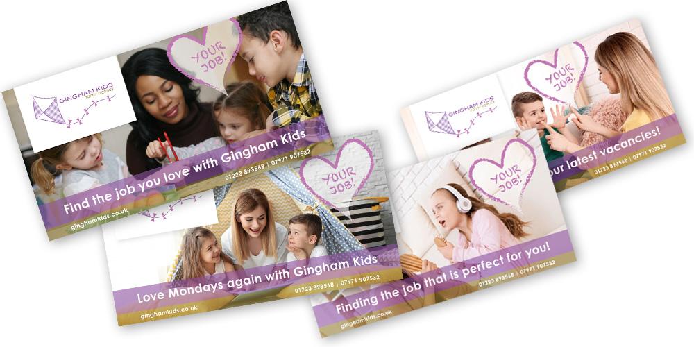 Gingham Kids Facebook